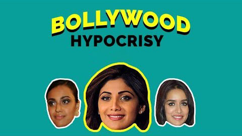 "Bollywood dual hypocrisy on ""Killings and Rape"" in India"