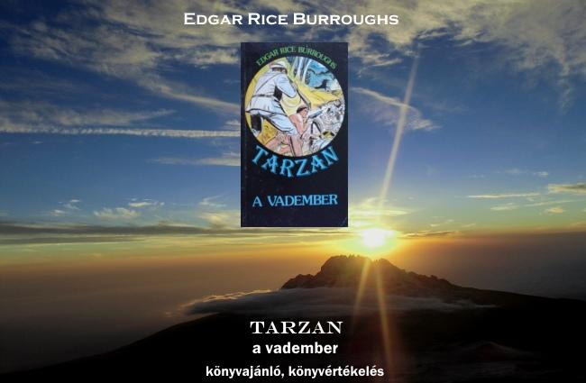 Tarzan a vadember könyvajánló, könyvértékelés, elemzés