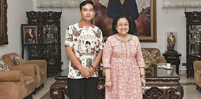 Pesan Megawati ke Gibran: Jangan Lupa Janji Kampanye, Warganet: Wah Nyindir Bapaknya