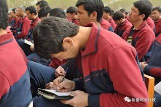 林保华:汉人过猪年春节,维吾尔人在集中营里呢?