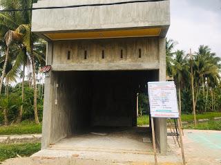 Peluang Usaha, Aparatur Gampong Raya Tambo Bangun Depot Air Masak