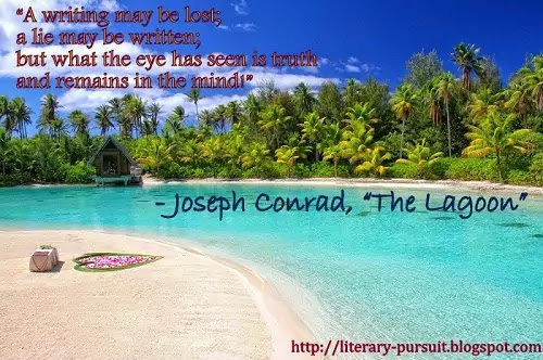 "Joseph Conrad's Short Story, ""The Lagoon"": Complete Text"