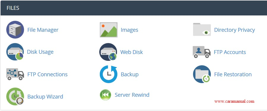 File Manager - cPanel
