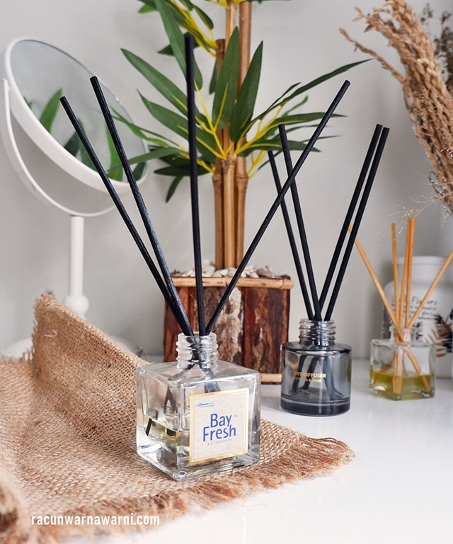 Review Bayfresh Reed Diffuser