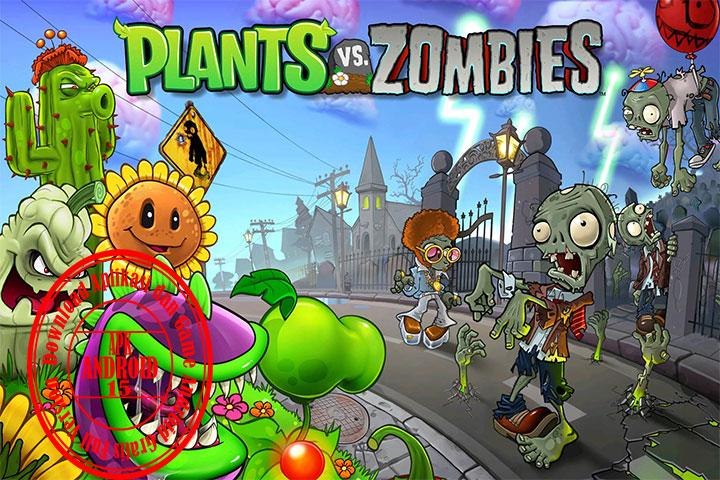 Plants Vs Zombie Mod Apk Download Infinite Sun Coins V2100
