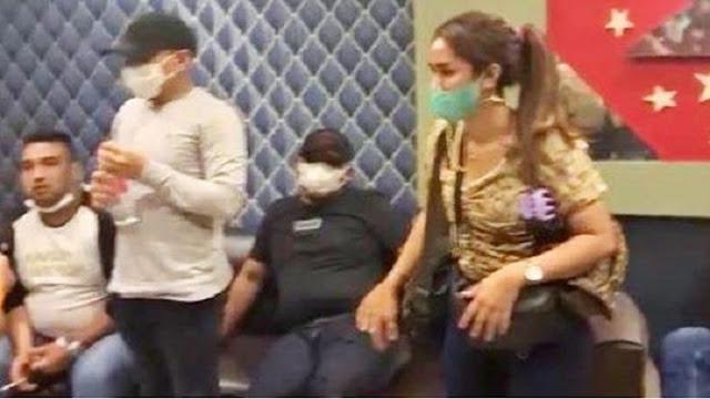5 Anggota DPRD Labura Diamankan Polisi saat Dugem Bersama 7 Wanita, Positif Konsumsi Narkoba