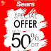 Sears Kuwait - Special Offer Upto 50% OFF