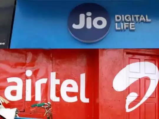 Airtel ने जियो को पछाड़ा, नवंबर में बनाए 43 लाख नए मोबाइल ग्राहक