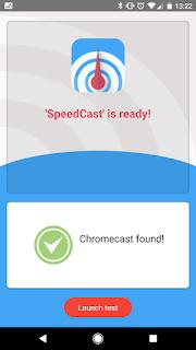 Speedcast Screen