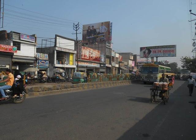 roads in moradabad