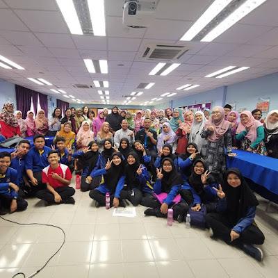 Open Clasroom Tiba di Penang Terima Kasih PPD Seberang Perai Utara!