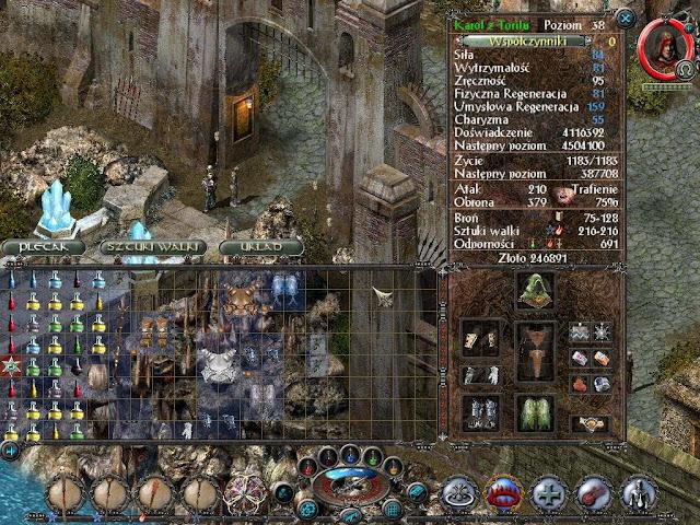 Sacred Gold Free Download Full Version Screenshot 3