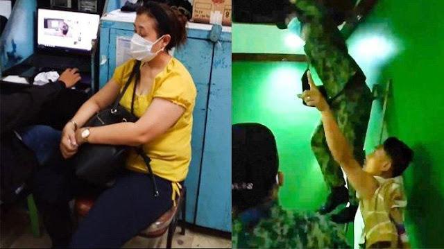 Tertangkap Basah Selingkuh, Istri Ketakutan dan Sembunyi di Loteng saat Digerebek Suami dan Polisi