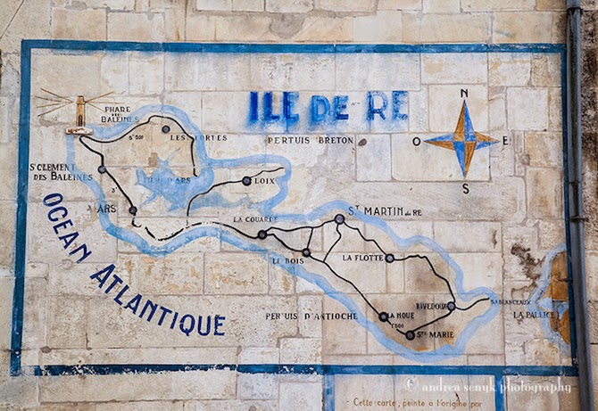 Travel guide to Ile de Ré, France