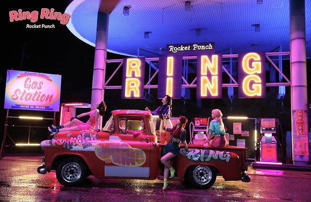 rocket punch ring ring
