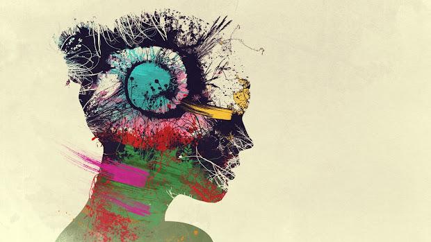 Artwork Digital Art Women