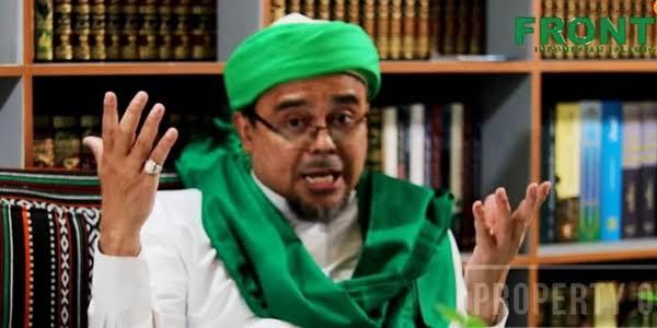 Bisyaroh Bikin Habib Rizieq Dituduh Menghimpun Dana Ilegal di Arab Saudi