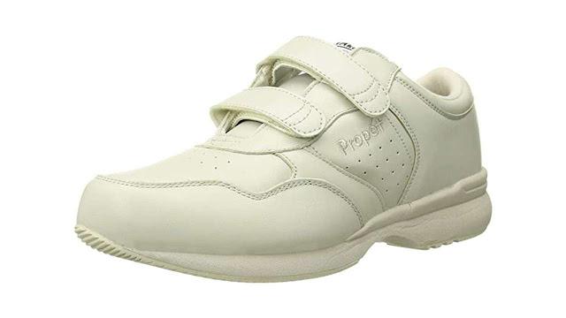 Propet Men's LifeWalker Strap Walking Shoe
