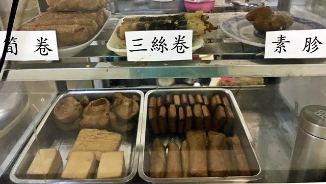 曹媽媽素食菜單~蘆洲素食