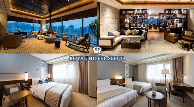 首爾皇家酒店 Royal Hotel Seoul
