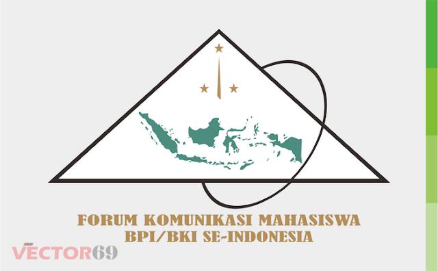 Logo FKM BPI/BKI Se-Indonesia - Download Vector File CDR (CorelDraw)
