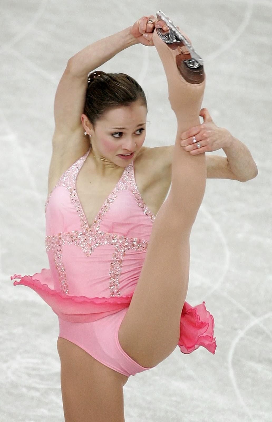 Naked Ice Skaters  Hot Girl Hd Wallpaper-2331