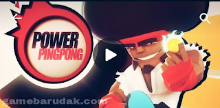 Free download game power pingpong apk + obb