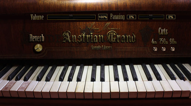 Austrian Grand Piano Download VST, AU, AAX e Kontakt