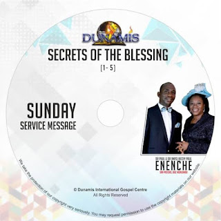 Devotional: Seeds Of Destiny: 8 June 2020 - Secrets Of The Blessing