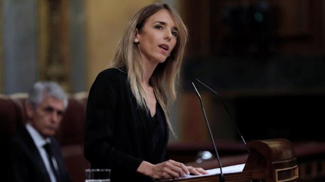 """Cayetana Álvarez de Toledo llama """"hijo de terrorista"""" a Pablo Iglesias"""