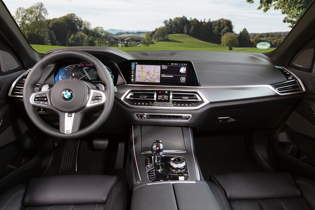 BMW X5 2021 plug-in-hybrid mạnh 389 mã lực, giá từ 66.400 USD