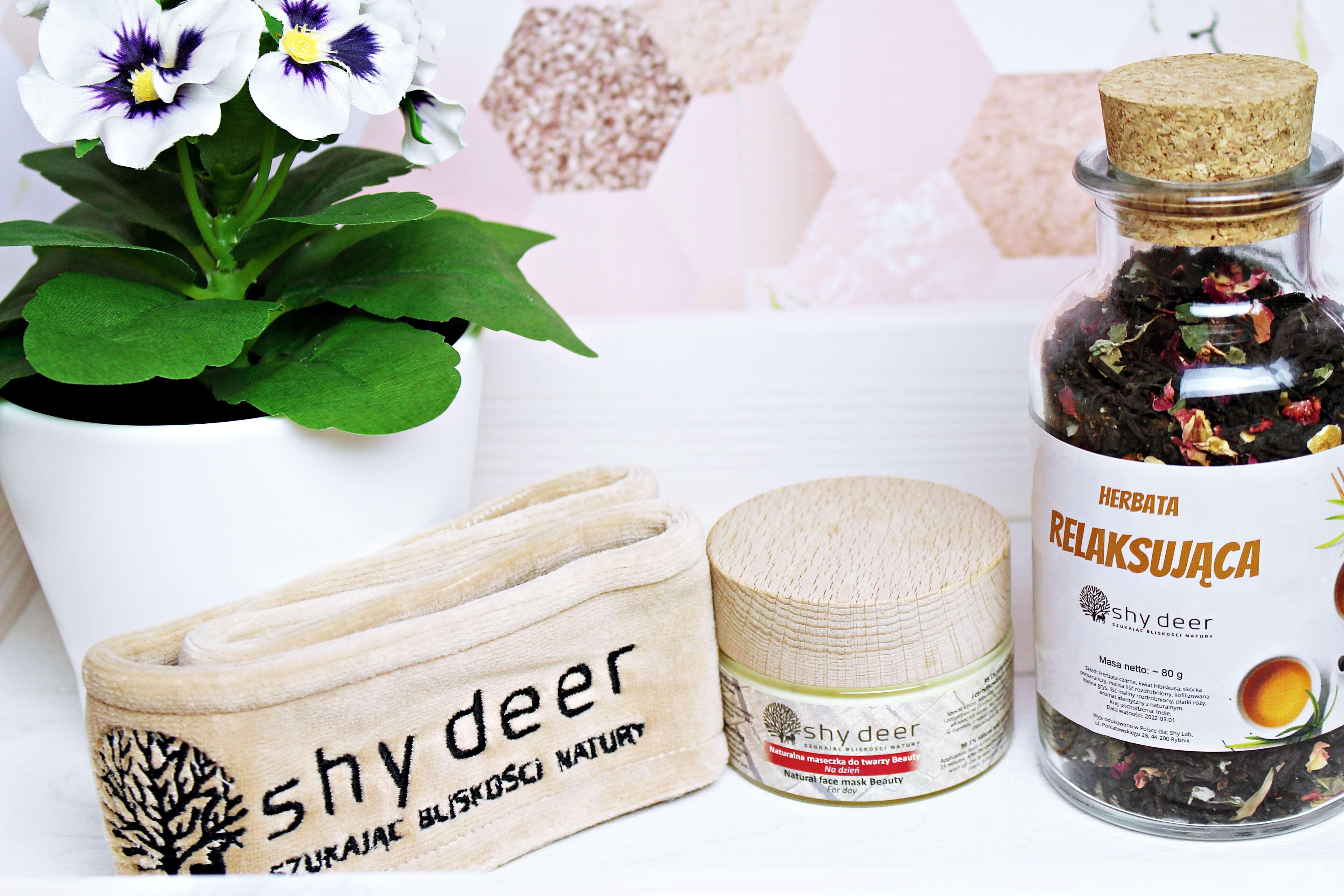 Nowości kosmetyczne Shy Deer