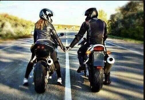 Dating for motorcycle riders