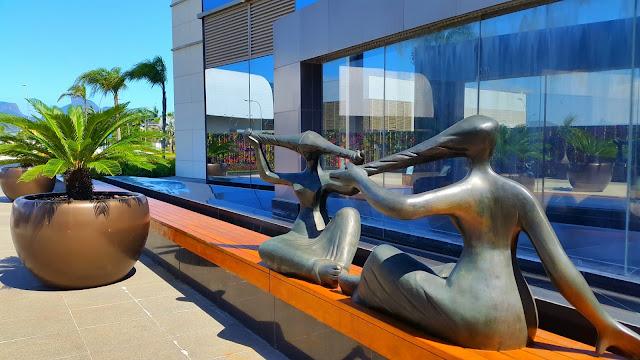 Esculturas do Jardim