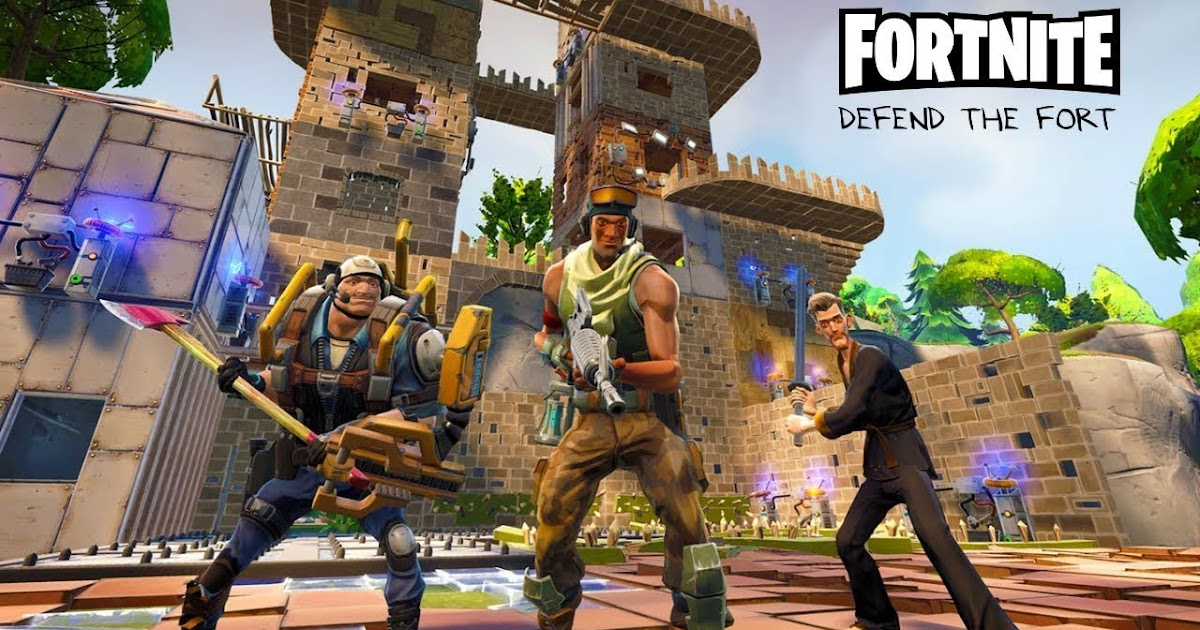 Fortnite Download Pc