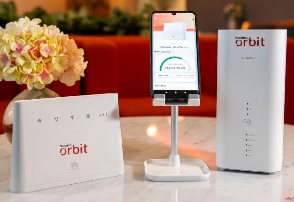Telkomsel Orbit, Layanan Internet Rumah Tanpa Kabel