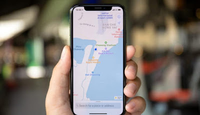 One of the benefits of Apple Maps that Google Maps must copy