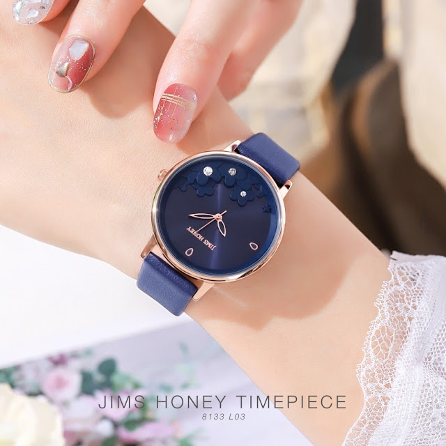 JIMS HONEY TIMEPIECE 8133