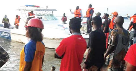 21 missing in Benue boat accident, Lagos death toll rises to seven #Arewapublisize
