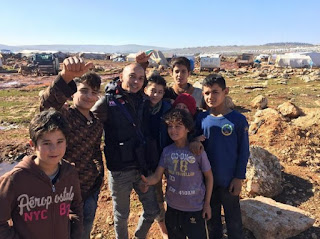 Solidaritas Untuk Umat Islam Suriah