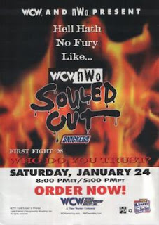 WCW Souled Out 1998 - Event poster
