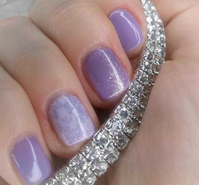 nails paznokcie bling aliexpress tanio recenzja lakiery