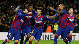 Opinion: Four Barcelona players that might Take the burden off Messi Next season