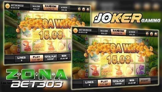 Agen Joker123 Slot Online 24 Jam Uang Asli