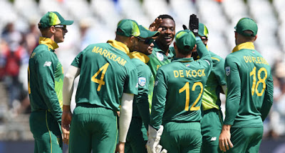 South African Cricket players