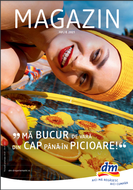 dm catalog- brosura- magazine 01-20.07 2021
