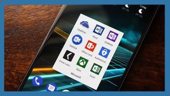 تطبيقات مايكروسوفت للاندرويد