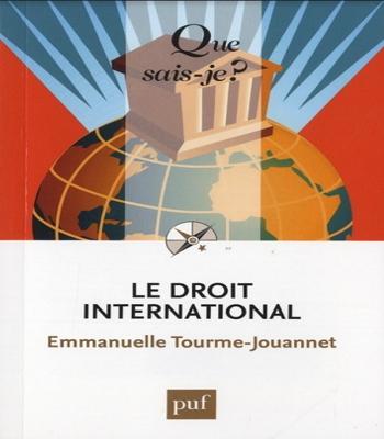 QUE SAIS JE? le droit international en PDF