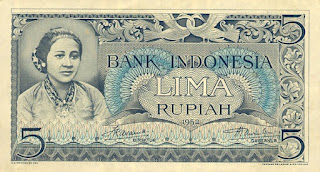 Sejarah Uang Kertas Indonesia