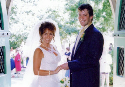 image result for linda lusardi wedding day sam kane